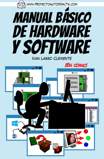 Book Cover: Manual Basico de Hardware y Software