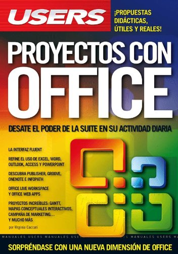Book Cover: Proyectos con Office