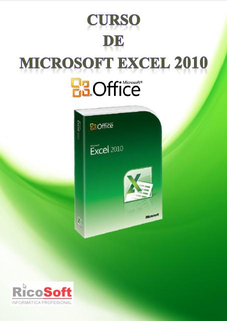 Book Cover: Curso Excel 2010