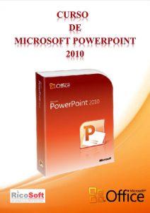 Book Cover: Curso de PowerPoint 2010