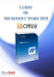 Book Cover: Curso Word 2010