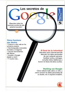Book Cover: Los Secretos de Google