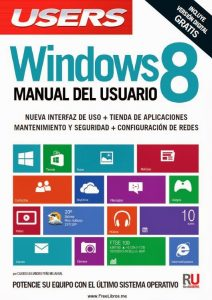 Book Cover: Windows 8 - Manual del Usuario