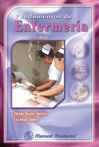 Book Cover: Fundamentos de Enfermería