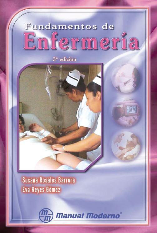 Book Cover: Fundamentos de Enfermería