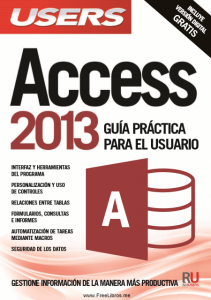 Book Cover: Access 2013