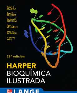 Book Cover: Bioquimica Ilustrada Harper