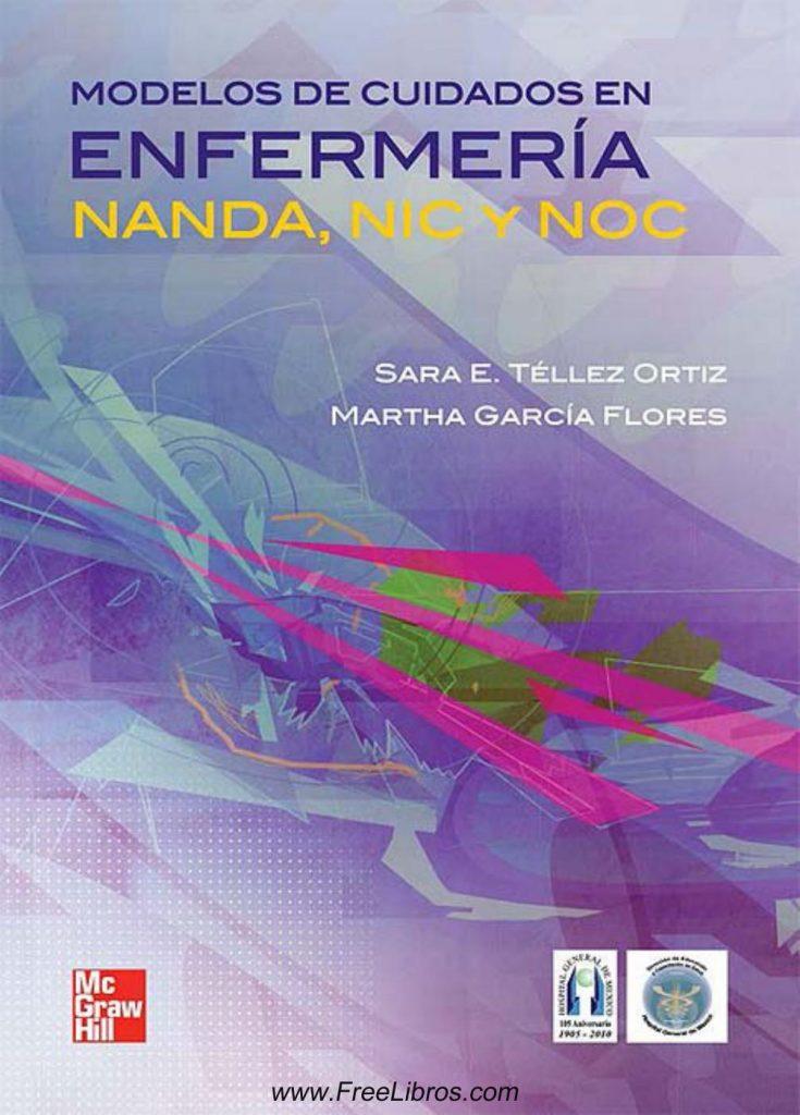 Book Cover: Modelos de Cuidados de Enfermeria NANDA, NIC y NOC