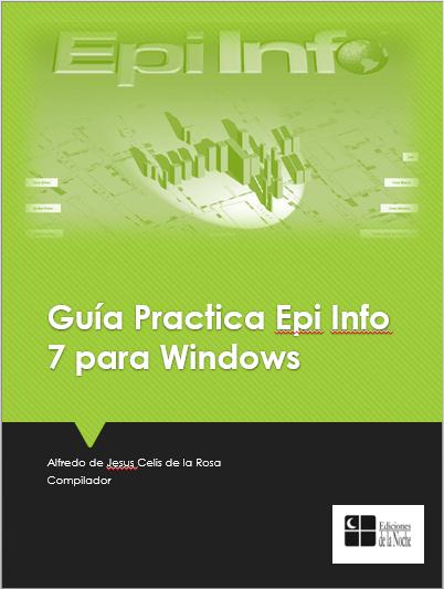 Book Cover: Guia Practica Epi Info 7 para Windows