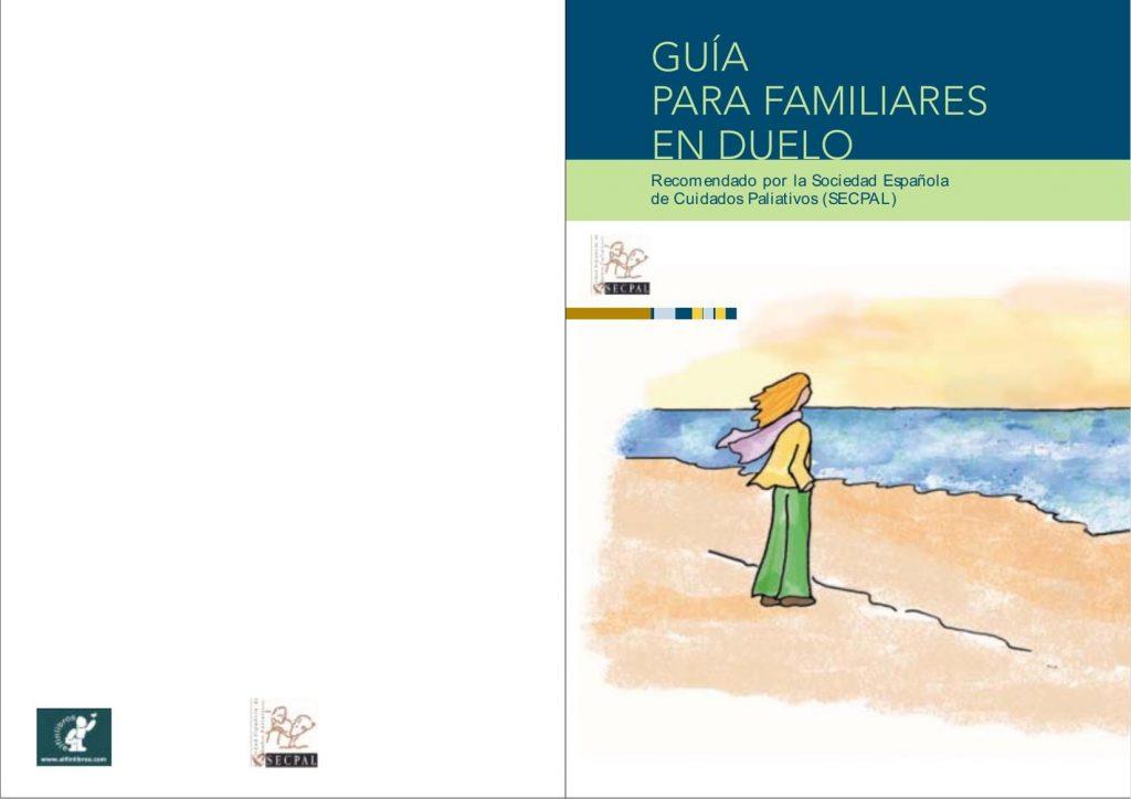 Book Cover: Guia para familiares en duelo