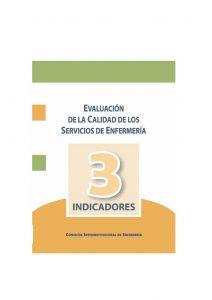 Book Cover: Evaluacion de la Calidad de los Servicios de Enfermeria