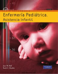 Book Cover: Enfermeria Pediatrica