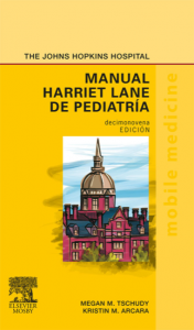 Book Cover: Manuel Harriet Lane de Pediatria