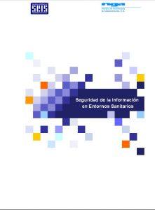 Book Cover: Seguridad de la Información en Entornos Sanitarios