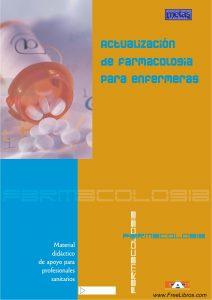 Book Cover: Actualizacion de Farmacologia para Enfermeras