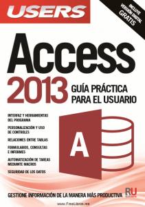 Book Cover: Access 2013