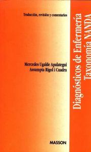 Book Cover: Diagnosticos de Enfermeria. Taxonomia NANDA