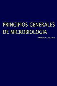 Book Cover: Principios Generales de Microbiologia