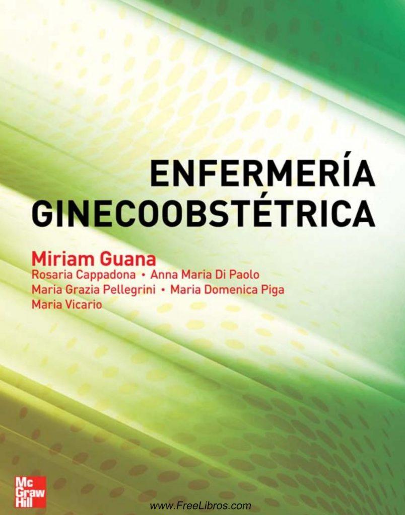 Book Cover: Enfermeria Ginecoobstetrica