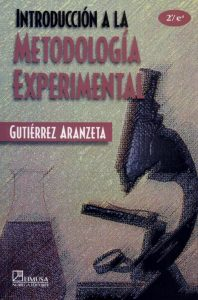 Book Cover: Introduccion a la Metodologia Experimental