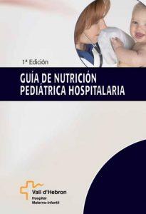 Book Cover: Guia de Nutricion Pediatrica Hospitalaria
